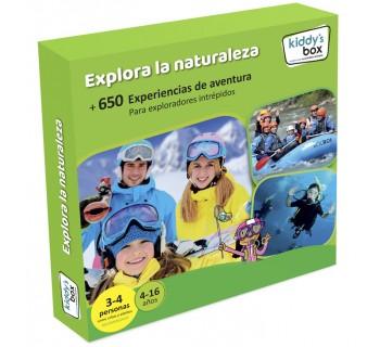 Explora la naturaleza