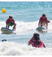 Bautismo de surf o Introducción al surf training