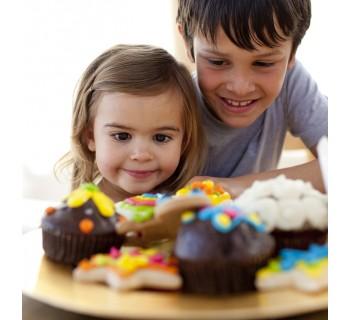 Taller de cupcakes + Obsequio