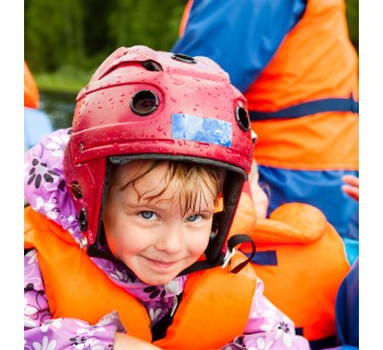 Resultado de imagen de descenso rio segura niños