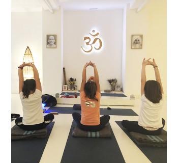 Clase de Yoga 1 hora