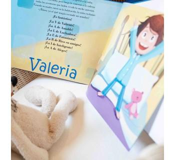 """Cuento personalizado """"La magia de mi nombre"""" (Huesca)"""