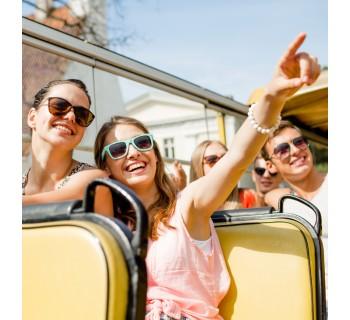 Paseo en bus turístico por Sevilla