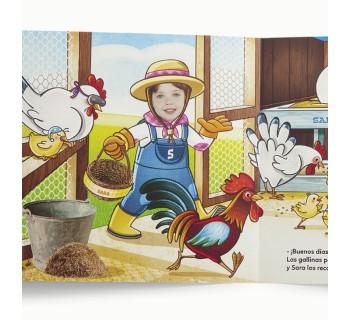 Crea un cuento infantil personalizado (Segovia)