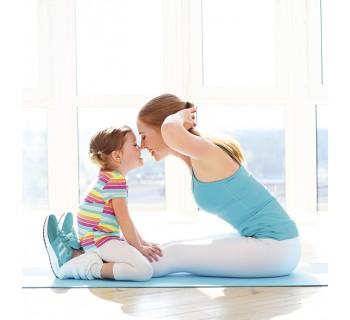Yoga en familia (Huesca)