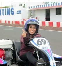 Conducción de karts (Lanzarote)