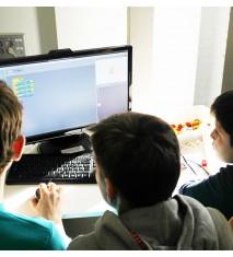 Construye modelos robóticos con Lego WeDo