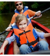 Canoas por el río Cinca tramo Sotos y Ripas