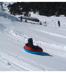 ¡Divertidísimo Snowtubing!