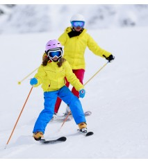 Bautismo de esquí