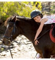 Paseo a caballo por el lago Sanabria