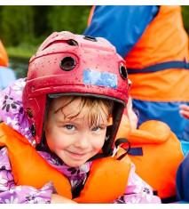 Rafting y Kayak en familia
