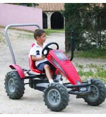 Karts a pedales al aire libre + Menú