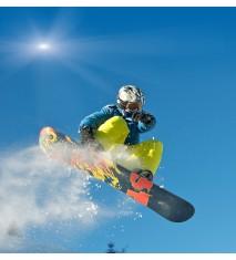 Clase particular de esquí o snowboard