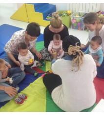 Inglés y estimulación para bebés