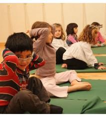 Iniciación al yoga infantil