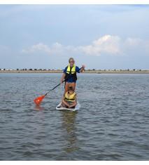 Paddle surf para dos (Cádiz)