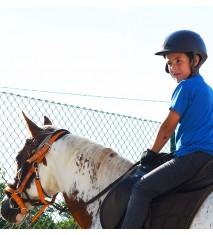 Ruta a caballo por las Merindades