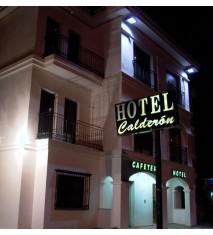 Hotel Calderón *** + cena