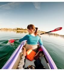 Ruta en kayak o piragua (Cáceres)