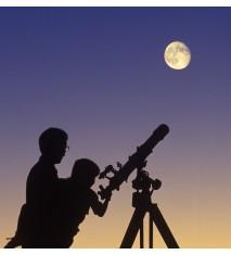 Astronomía en plena naturaleza