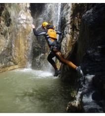 Barranquismo en el Río Verde