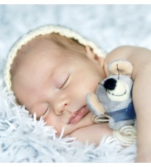 Sesión fotográfica Newborn
