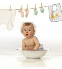 Sesión fotográfica para bebés