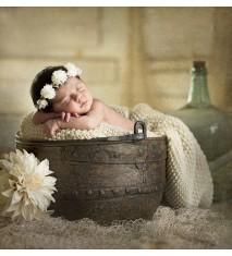 Mini sesión fotográfica para bebés (Badajoz)