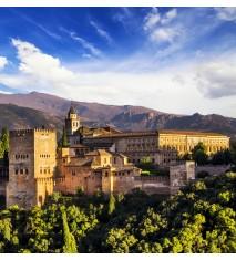 Paseo en bus turístico por Granada