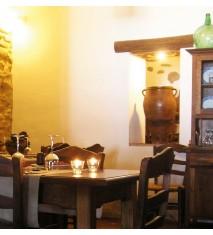 Casa Rural Restaurante Adriano + Elaboración de requesón artesano