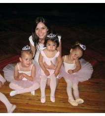 Ballet, Broadway jazz o Flamenco in English