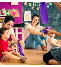 Clases de estimulación temprana