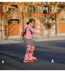 Clases de patinaje sobre ruedas