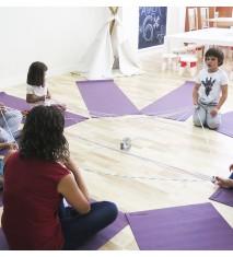 Curso de yoga for family