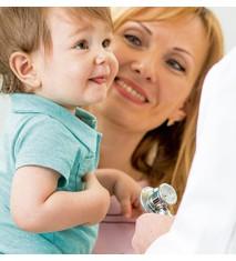 Consulta pediátrica interactiva (Vizcaya)
