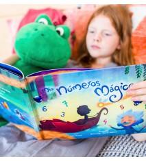"""Cuento personalizado """"Mis números mágicos"""" (Huelva)"""