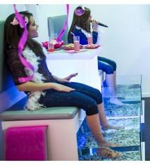 Mini beauty party teenagers (Madrid)