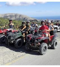 Excursión en quads (Denia)