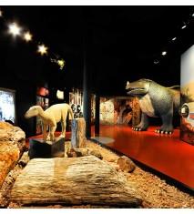 Parque temático de Dinosaurios Dinópolis