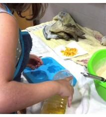 Taller de elaboración de jabones