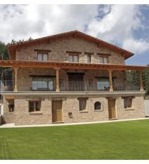 Casa Rural Entrebosques + Visita a las cuevas o ruta a caballo