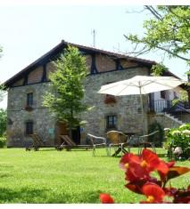 Casa Rural Jesuskoa + Visita a la granja
