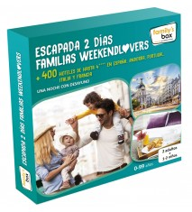 Escapada 2 días familias weekendlovers