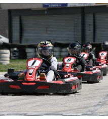 Karting en grupo