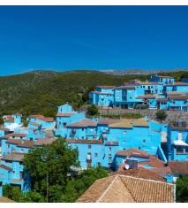 Casa Rural Los Arrieros + Ruta al pueblo pitufo
