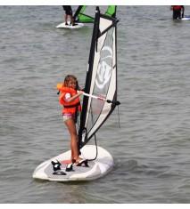 Escuela náutico deportiva de verano para dos + Bautizo de kayak
