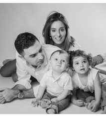 Mini sesión fotográfica familiar (Salamanca)