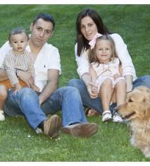 Sesión fotográfica familiar (Palencia)