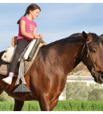 Actividades de granja + Paseo en poni o caballo (Asturias)